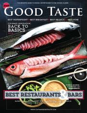 Good Taste Cover 2018